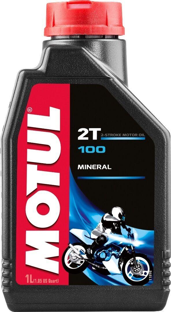 MOTUL 100 2T Motor olje 1 Liter