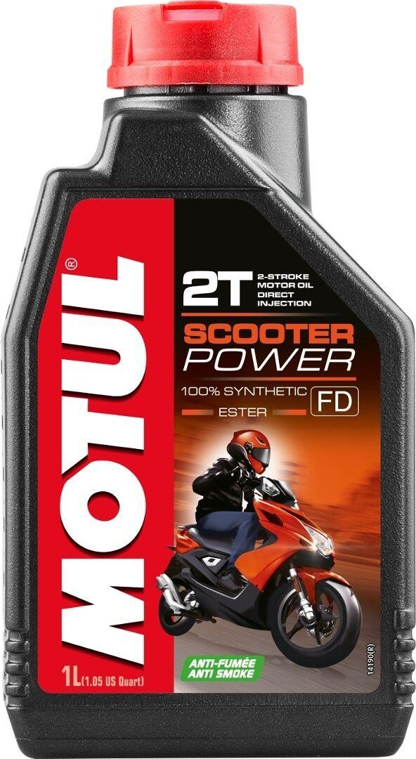 MOTUL Scooter Power 2T Motor olje 1 Liter