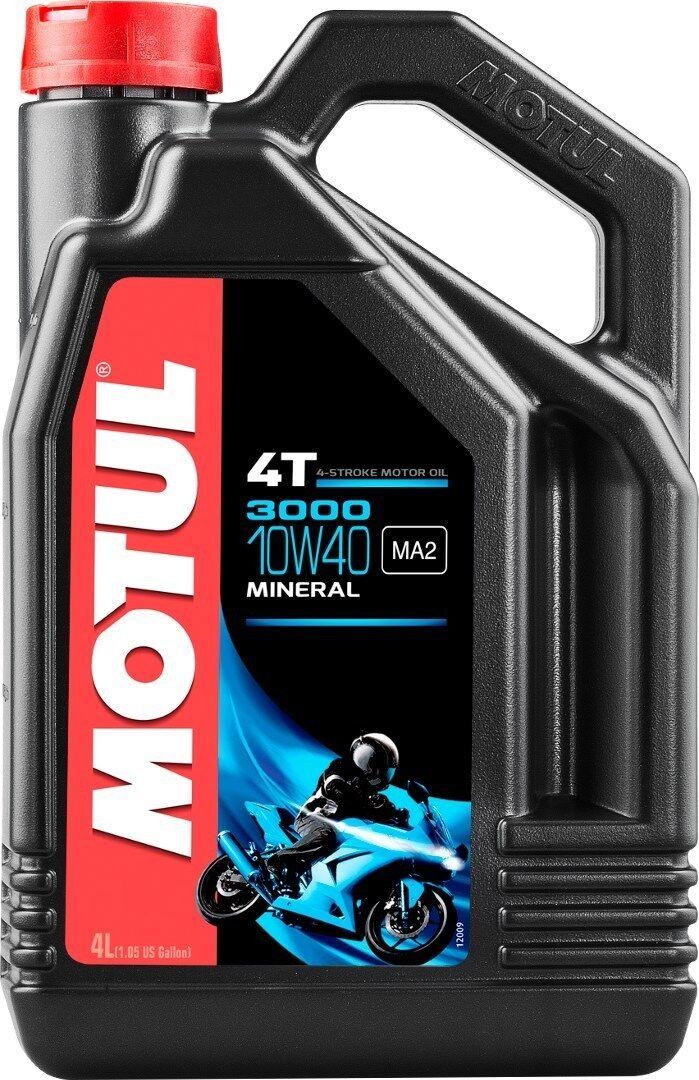 MOTUL 3000 4T 10W40 Motor olje 4 Liter