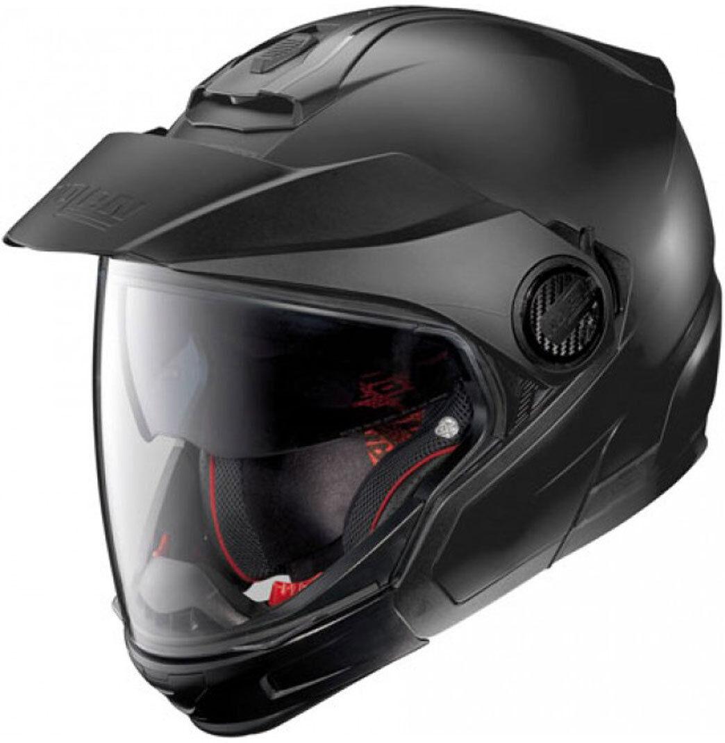 Nolan N40-5 GT Classic Helmet Hjelm L Svart