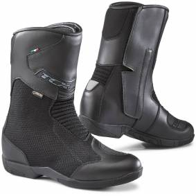 TCX Tourer GTX Ladies Motorsykkel støvler 39 Svart