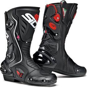 Sidi Vertigo 2 Ladies Motorcycle Boots Ladies Motorsykkel Støvler 43 Svart