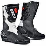 Sidi Fusion Motorsykkel støvler Svart Hvit 38