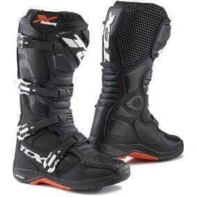 TCX X-Helium Michelin Offroad Motorsykkel støvler 45 Svart