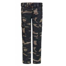 John Doe Cargo Regular XTM Pants Camouflage Bukser Kamuflasje 38 Flerfarget