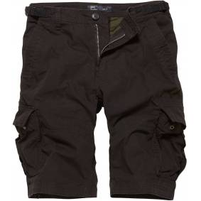 Vintage Industries Terrance Shorts Shorts 2XL Svart