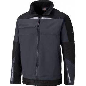 Dickies Workwear Pro Jakke XL Svart Grå