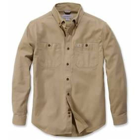 Carhartt Rugged Flex Rigby Arbeid skjorte S Grønn