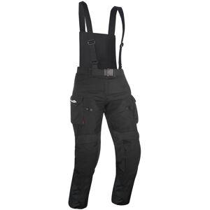 Oxford Montreal 3.0 Motorsykkel tekstil bukser S Svart