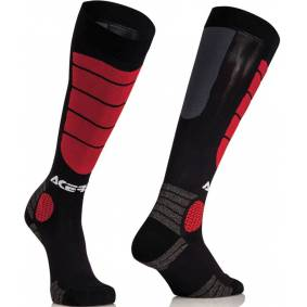 Acerbis MX Impact Junior sokker S M Rød