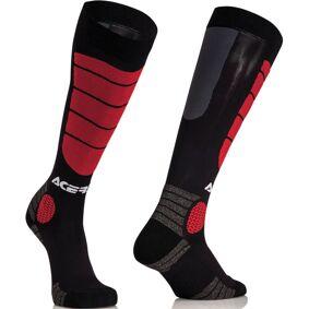 Acerbis MX Impact Junior sokker L XL Rød
