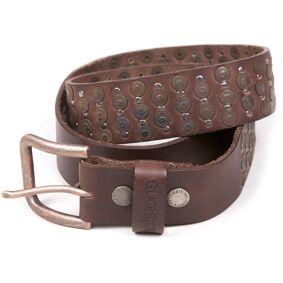 Helstons Pin Belte 95 cm Brun