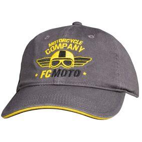 FC-Moto Wings Cap en størrelse Grå