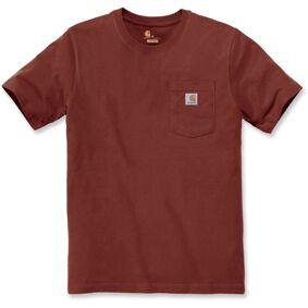 Carhartt Workwear Pocket T-Shirt T-shirt M Rød