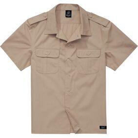 Brandit US Ripstop Skjorte 4XL Beige