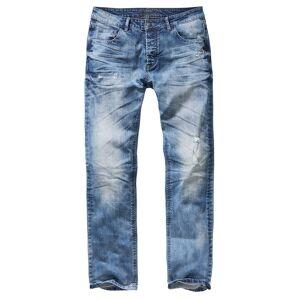 Brandit Will Denim Jeans Blå 33