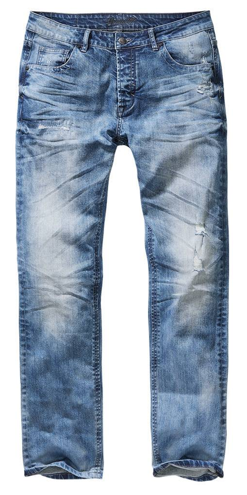 Brandit Will Denim Jeans Blå 33