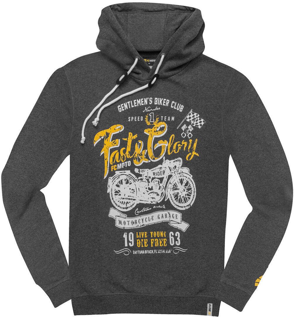 FC-Moto Fast and Glory Hettegenser XL Grå