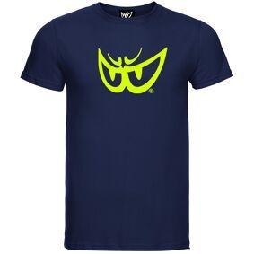 Berik The Eye T-shirt M Blå Gul