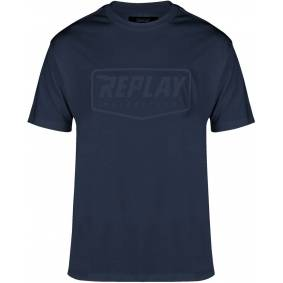 Replay Logo T-shirt 3XL Blå
