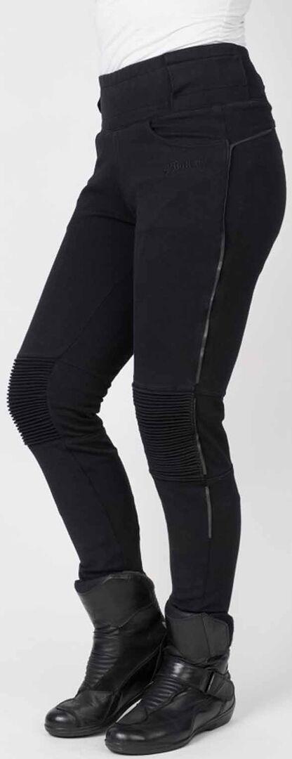 Bull-it Jeans Bull-it SP120 Envy Ladies Motorcycle Textile Pants Ladies Motorsykkel tekstil bukser 44 Svart