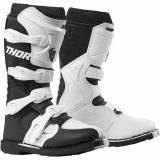 Thor Blitz XP Motocross støvler Svart Hvit 45