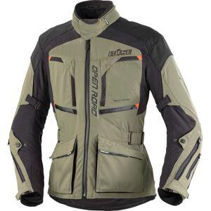 Büse Open Road Evo Ladies motorsykkel tekstil jakke 42 Svart Grønn