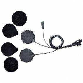 Sena SMH5 Large Speakers with Locking-type Connector en størrelse Svart