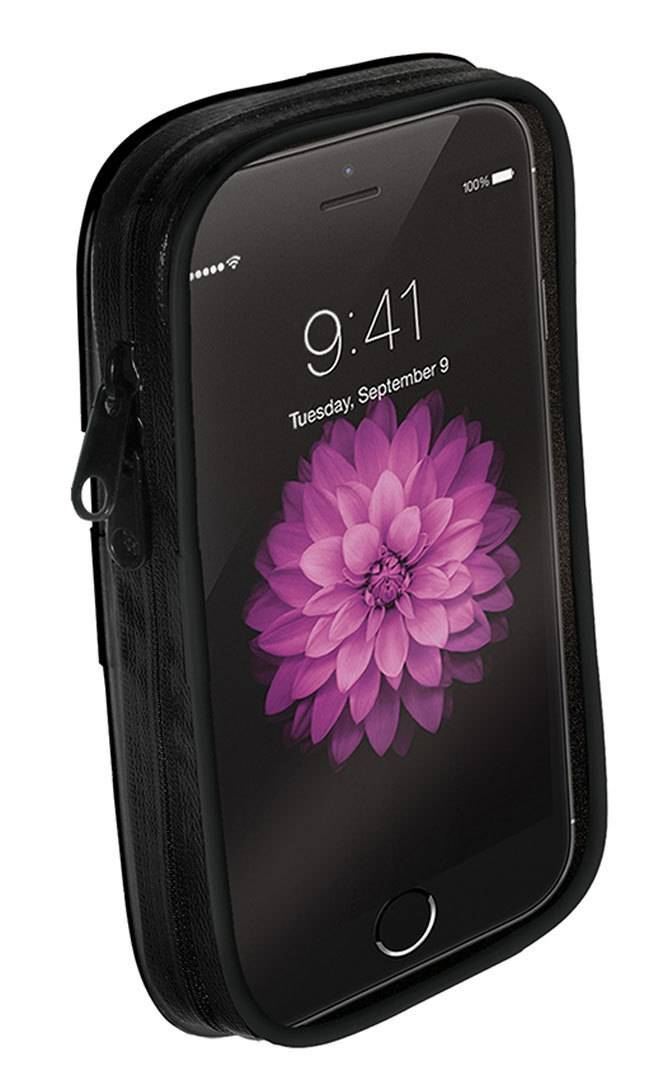 Interphone 4.7 Inch Smartphone holder-for rørformede styre