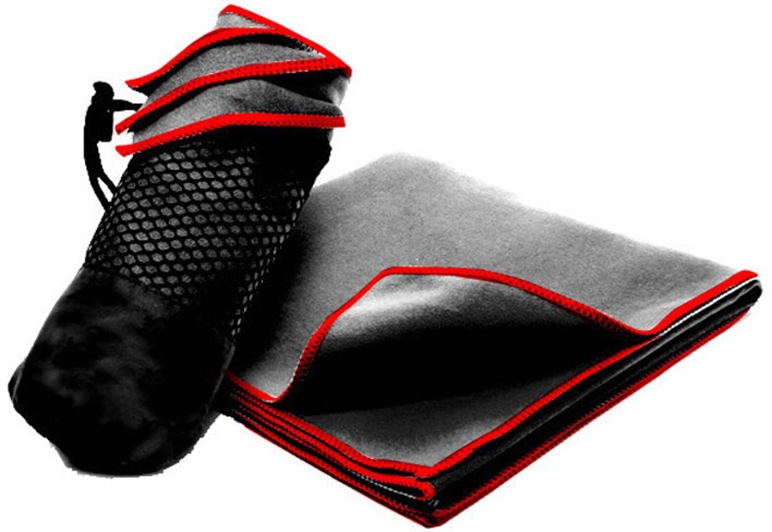 Dainese Explorer Håndkle en størrelse Svart