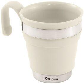 Outwell Collaps Krus en størrelse Hvit