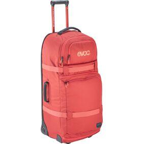 Evoc World Traveller Koffert en størrelse Rød