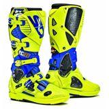 Sidi Crossfire 3 SRS TC222 Cairoli Motocross Boots Gul 43