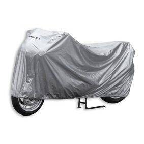 Held 9010 Cover Motorsykkel kaldt frontdeksel L Sølv