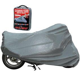 Büse Motorsykkel deksel utendørs L Sølv