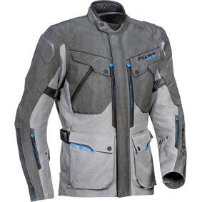 Ixon Crosstour HP Motorsykkel tekstil jakke XL Grå