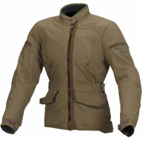 Macna Shine Ladies tekstil jakke XL Grønn
