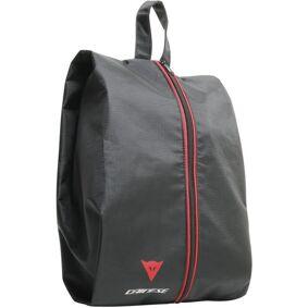 Dainese Explorer Organiser Sko Bag en størrelse Svart Rød
