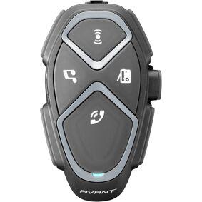 Interphone Avant Bluetooth Kommunikasjon systemet enkelt Pack en størrelse Svart