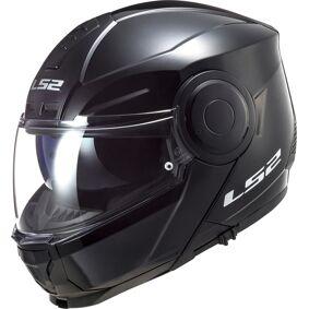 LS2 FF902 Scope Solid Hjelm 2XL Svart