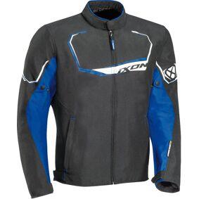 Ixon Challenge Motorsykkel tekstil jakke M Svart Blå