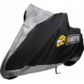 FC-Moto Basic Motorsykkel deksel XL Svart
