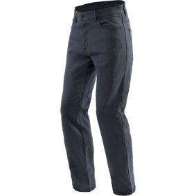 Dainese Casual Regular Motorsykkel tekstil bukser 38 Blå