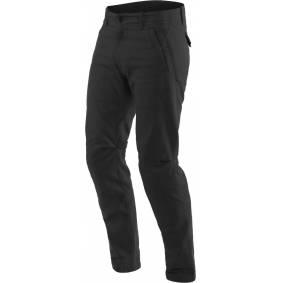 Dainese Chinos Motorsykkel tekstil bukser 32 Svart