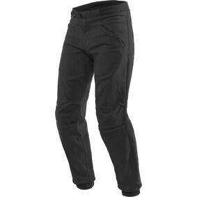 Dainese Trackpants Motorsykkel tekstil bukser 34 Svart