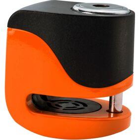 Kovix KS6 Bremseskive lås en størrelse Oransje