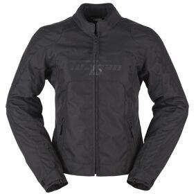 Furygan Cyane Ladies Motorsykkel tekstil jakke M Svart