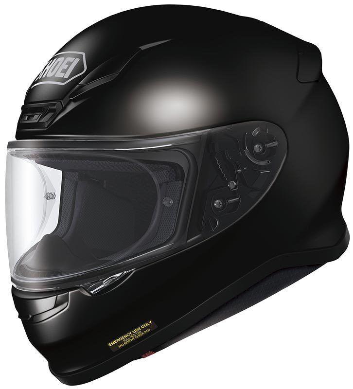 Shoei NXR Hjelm svart Svart L