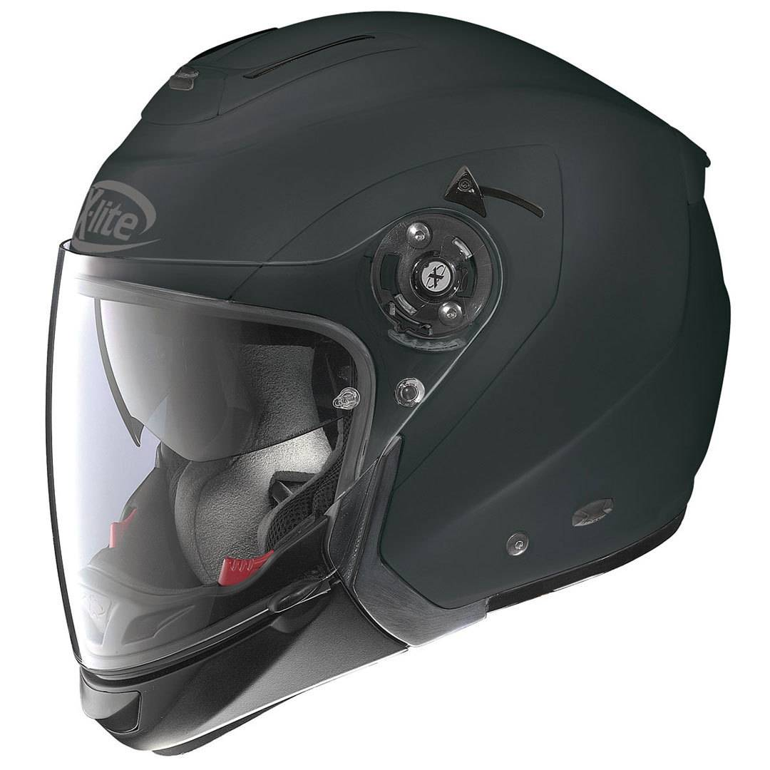 X-Lite X-403GT Elegance N-Com Hjelm Svart 2XL