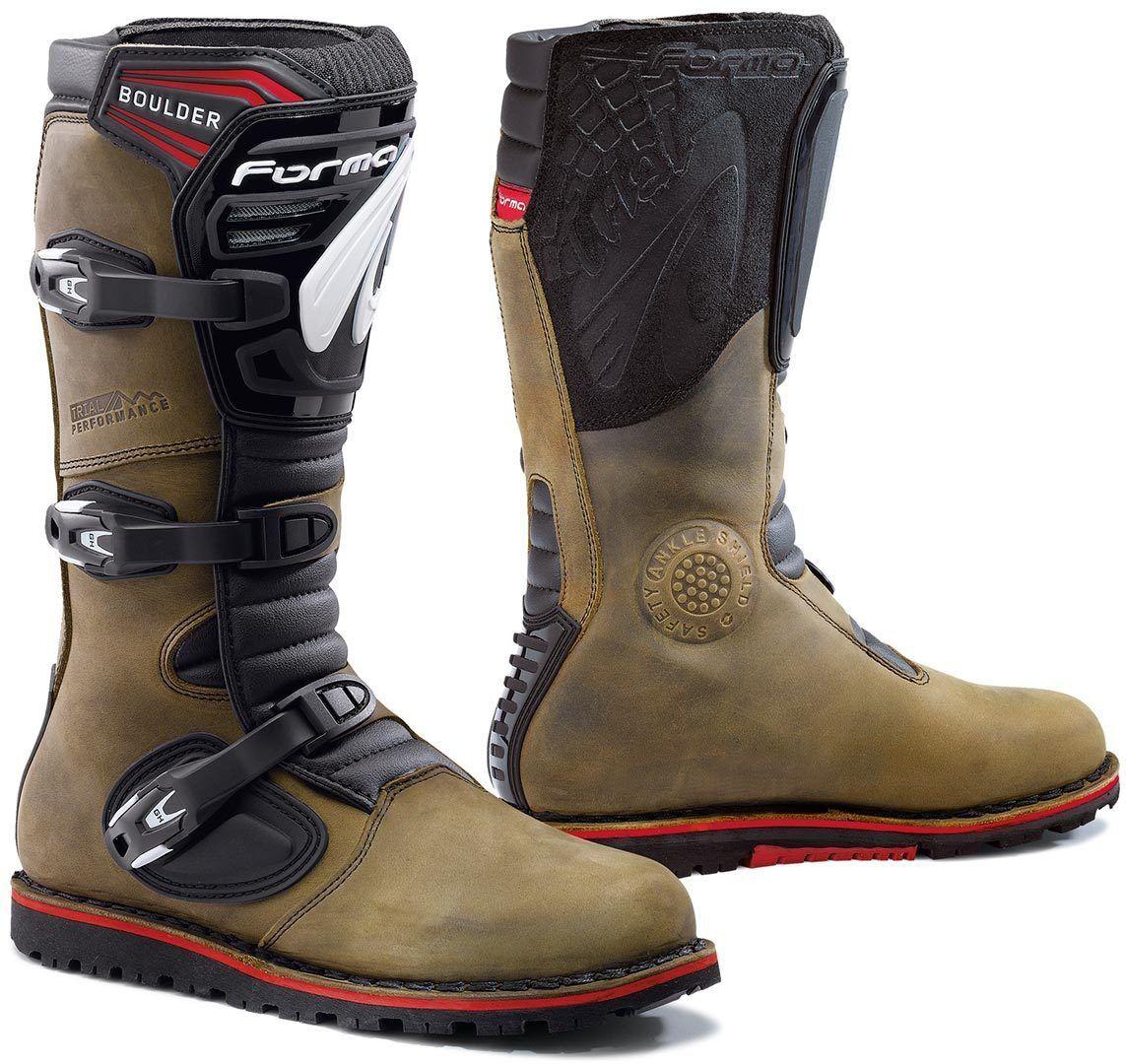 Forma Boulder Prøv støvler Brun 44